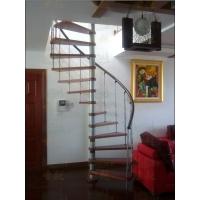 上海圣越钢木楼梯 钢木楼梯价格 楼梯制作 楼梯设计 楼梯安装
