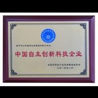 中国自主创新科技企业