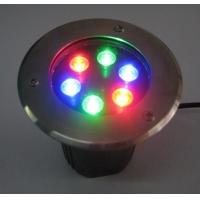 厂家直销大功率LED不锈钢地埋灯