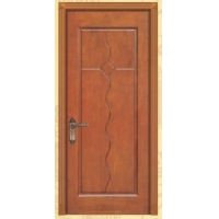 平雕橡木烤漆門/平雕復合烤漆門