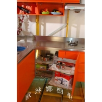 不锈钢橱柜 上海橱柜 不锈钢整体橱柜