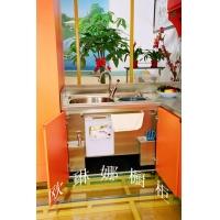 整体橱柜 不锈钢橱柜 家用不锈钢整体橱柜 上海橱柜