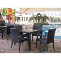 户外家具/PE藤家具/花园套椅/编藤桌椅/户外桌椅
