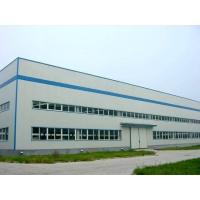 钢结构厂房车间