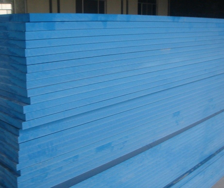 pvc彩板 蓝色 塑料板 彩色