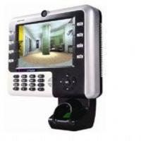 中控科技 iClock2500 超宽屏多媒体自助指纹考勤机