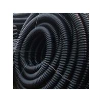无锡HDPE聚乙烯碳素螺旋管  PE穿线波纹管