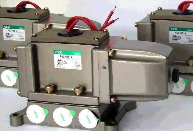 气缸电磁阀使命道理③膜片式气缸:用膜片代替活塞