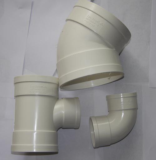 pvc管件种类和名称 pvc管件的名称和图片 pvc排水管件名称图片