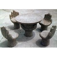 园林石桌石凳定做销售
