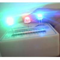 F5草帽红绿蓝LED