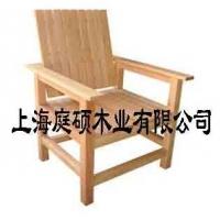 防腐木家具红雪松餐桌椅(七件套)