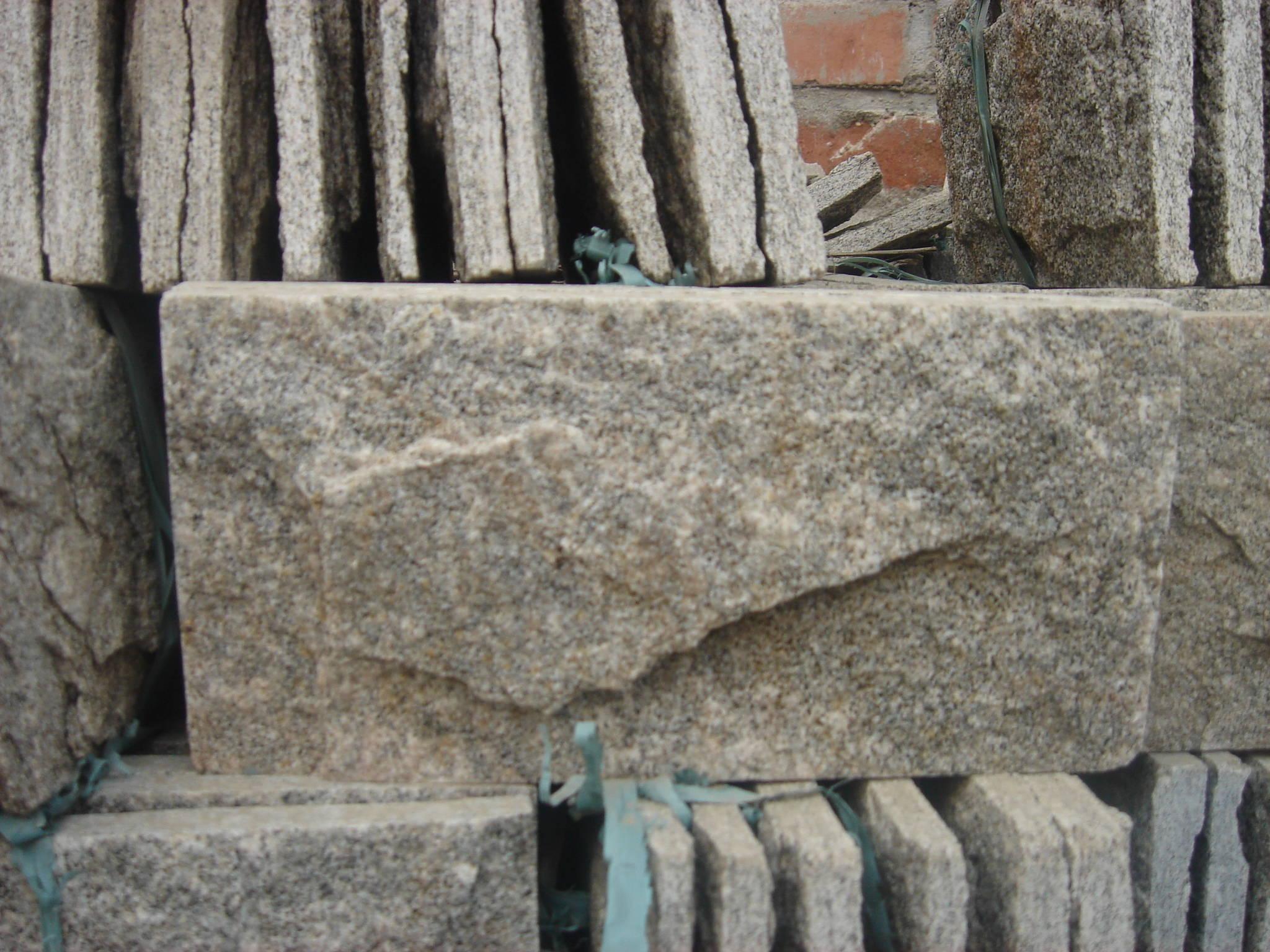 中国 蘑菇石/蘑菇石/芝麻白...