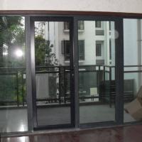 成都防盗纱窗(加强铝合金边框、不锈钢丝网)