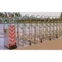 湘簾伸縮門系列 標準叉型