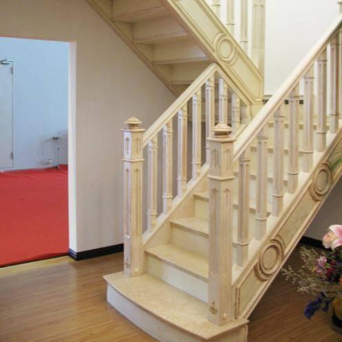 墨城实木楼梯—— 美辛尼