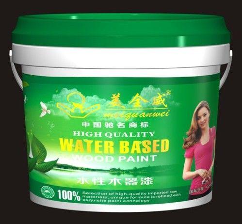 中国驰名商标品牌油漆涂料-美全威健康环保水性木器漆
