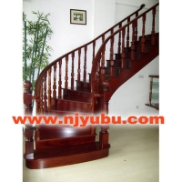 南京实木楼梯-南京御步楼梯5