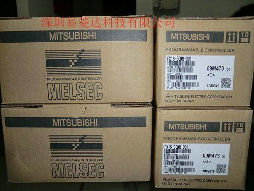 三菱plc |fx1s-30mr-001