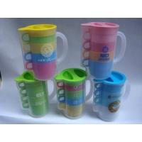【五件套】塑料广告套装水杯礼品套装杯