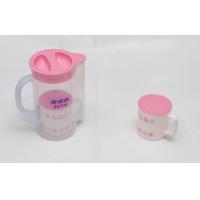 【高品质无毒】一壶两杯套装冷水壶(1600ml)