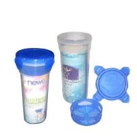 塑料密封杯 塑料杯 广告促销杯 塑胶杯
