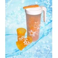 冰爽套装水壶 塑料套装水壶 pp水壶 塑胶水壶