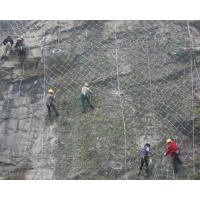 批发生产岩崩防护用六角网