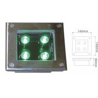 大功率LED4W暖白色光地埋灯