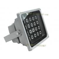 大功率LED20W方形投光灯红绿蓝白色光