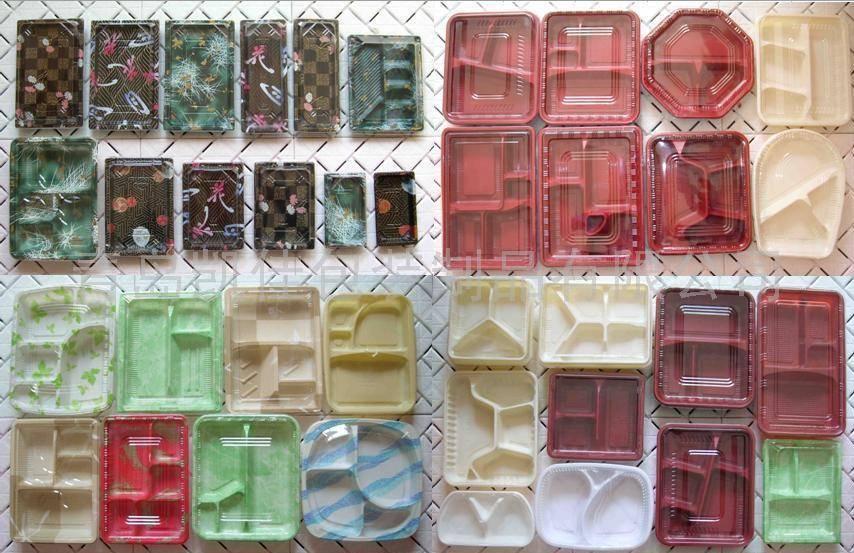 一次性餐盒、饭盒、寿司盒、打包盒、便当盒
