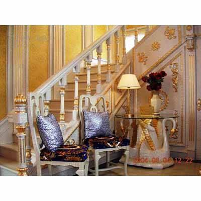 室内栏杆-楼梯产品图片