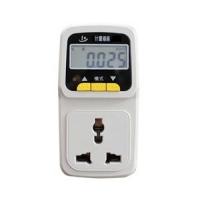 LCDG-ZJ120-01力创时控计量插座=计量+定时器+过