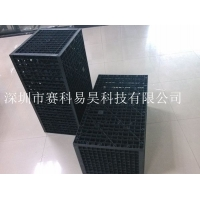 雨水收集回用系统PP组合式蓄水模块