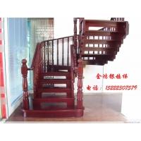天津楼梯实木旋转楼梯别墅楼梯阁楼楼梯复试楼楼梯工程楼梯