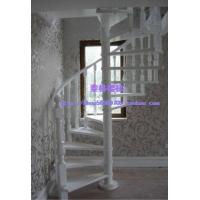 旋转楼梯,铁木艺楼梯