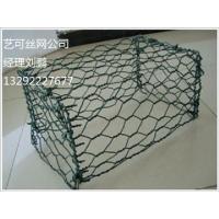 镀锌六角石笼网-丝网品牌镀锌网浸塑网铁网不锈钢网