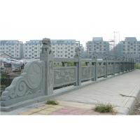 沿河石栏杆