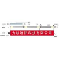 黑龙江电动升降条幅机