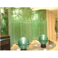 重庆聚友玻璃 酒店宾馆幕墙玻璃 艺术玻璃