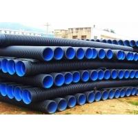 浙江越财塑业有限公司温州瑞安苍南地区双壁波纹管玻璃钢管