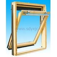 木制中悬式斜屋顶天窗