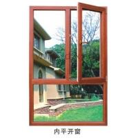 铝木复合内平开窗