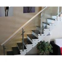 南京楼梯-南京伯爵楼梯-玻璃楼梯6