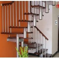 南京楼梯-南京伯爵楼梯-钢木楼梯15