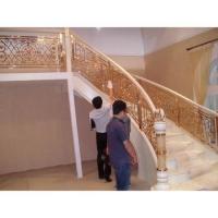 南京楼梯-南京伯爵楼梯-实木楼梯