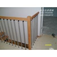 套筒钢木楼梯