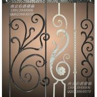 南京伯爵楼梯--时尚简欧铁艺铜艺花楼梯