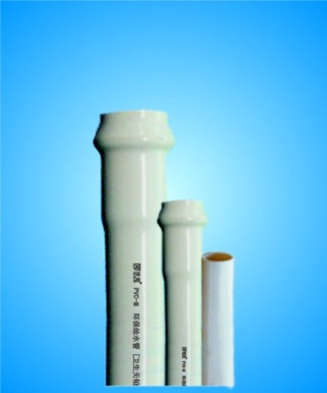 PVC M给水管材,管件