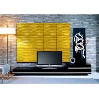 派尔魔块电视墙--让您爱不释手的浮雕画